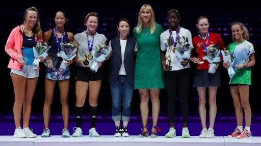 orneo futuras estrellas WTA