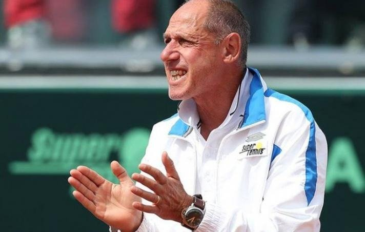 barazzutti declaraciones tenis italiano