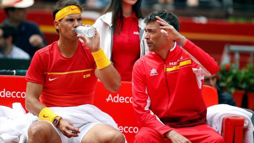 Bruguera declaraciones Copa Davis 2021