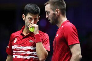 Capitanes ATP Cup 2021