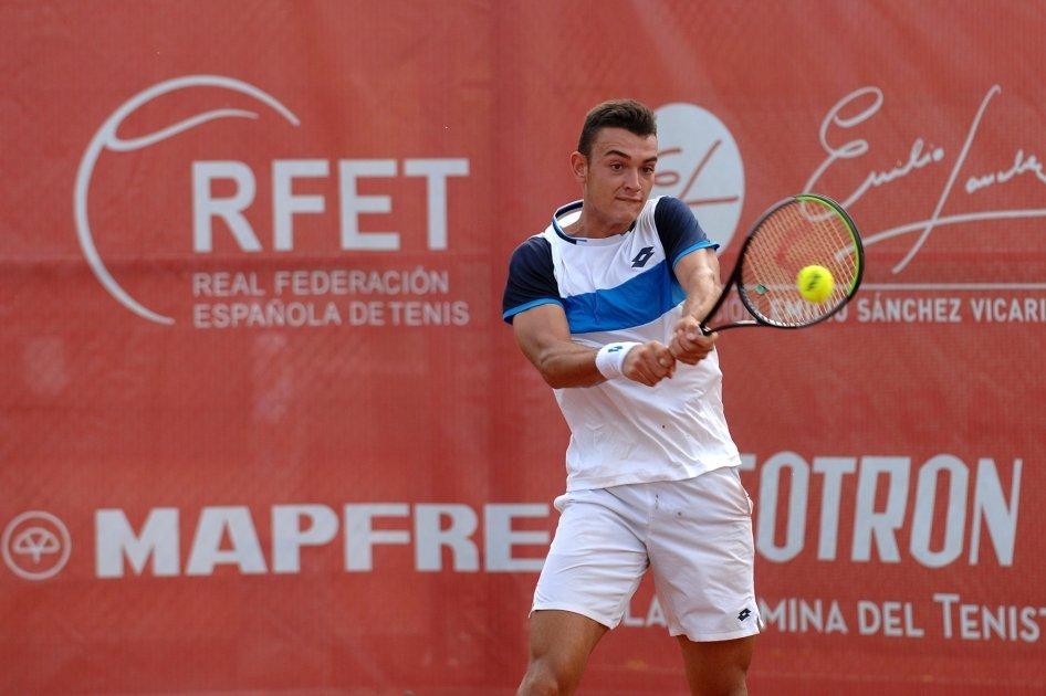 ayuda tenis ITF RFET