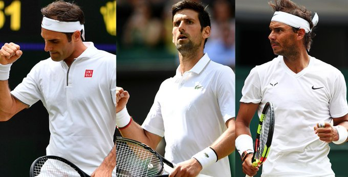récords big 3 tenis 2021