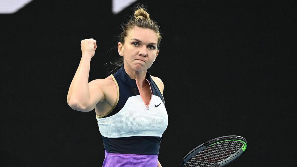 Simona Halep segunda ronda Open Australia