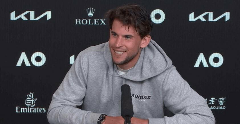 Thiem segunda ronda Open Australia
