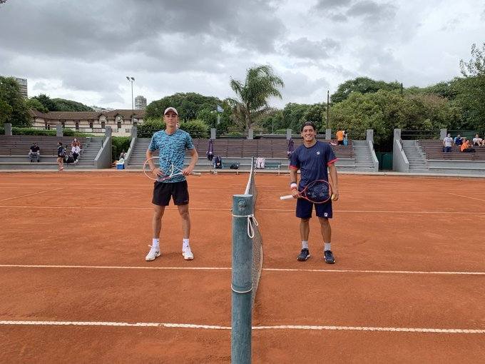 segunda jornada pre qualy Argentina Open
