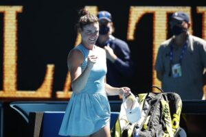 Brady Pegula Australian Open