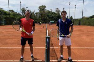 Bagnis Etcheverry Argentina Open Pre Tournament