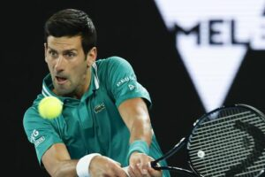 Djokovic Fritz Open Australia 2021