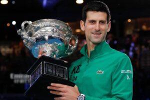 Cuadro masculino Open Australia 2021