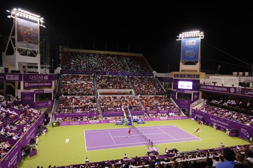 Cuadro WTA Doha 2021