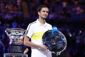 Medvedev final Australian Open