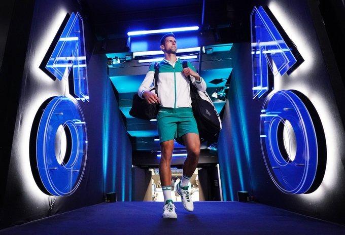 Novak Djokovic semifinales Australia
