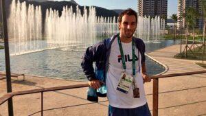 Durán entrevista Copa Davis