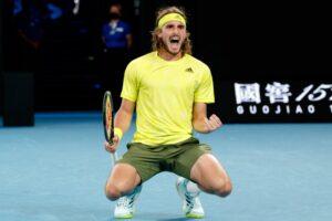 Tsitsipas segunda ronda Open de Australia
