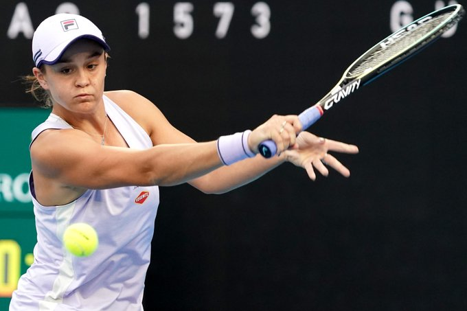 Ashley Barty cuarta ronda Open de Australia