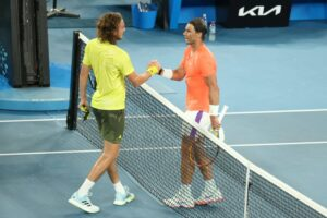 Stefanos Tsitsipas cuartos de final Open de Australia