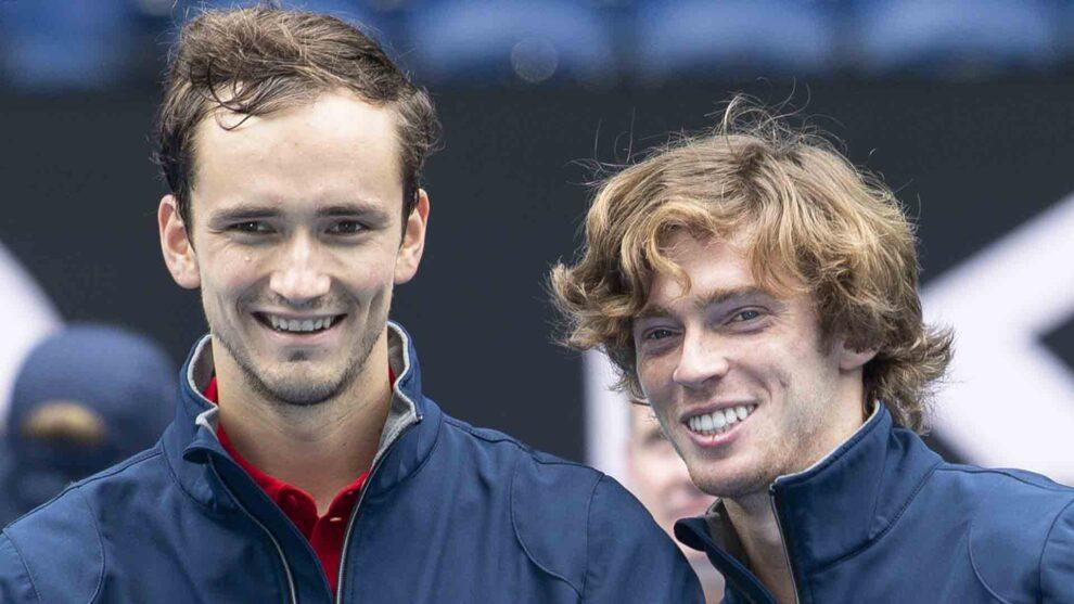 Rublev cuartos Australian Open