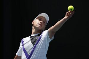 hamad medjedovic tenis junior