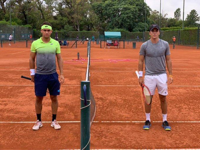 Nicolas Kicker regreso tenis