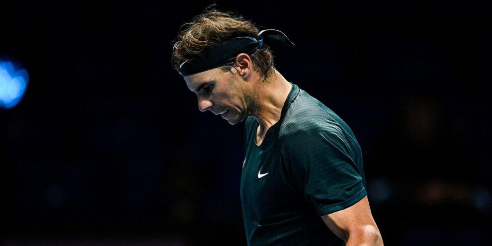 Rafa Nadal baja ATP Rotterdam 2021