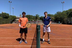 Báez Navone pre qualy Argentina Open