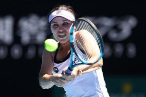 Kenin Inglis Open Australia