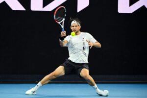Dominic thiem tercera ronda abierto australia