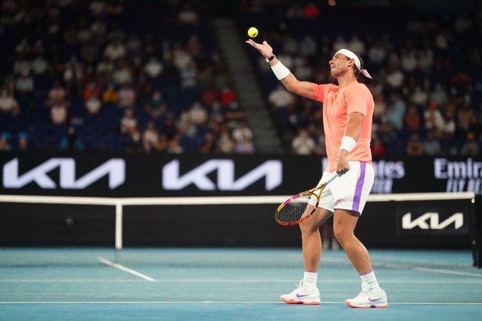 Nadal segunda ronda Open de Australia