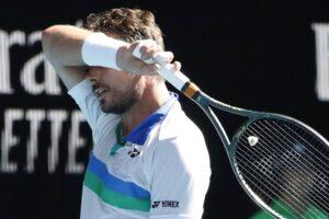 Wawrinka segunda ronda open australia