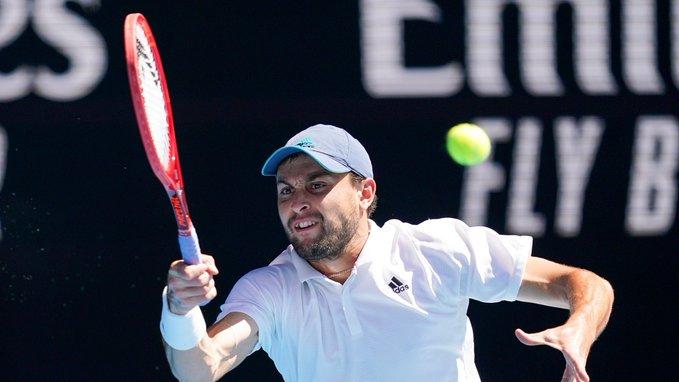 Dimitrov Karatsev Open Australia