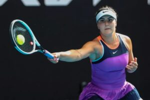 Andreescu semifinales wta Melbourne