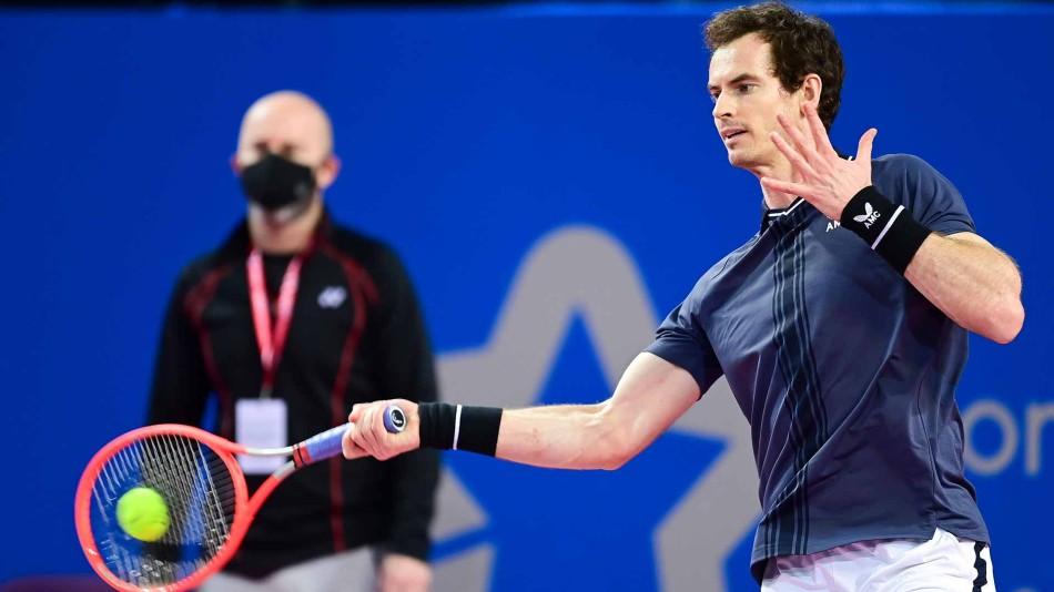 Murray Gerasimov ATP Montpellier