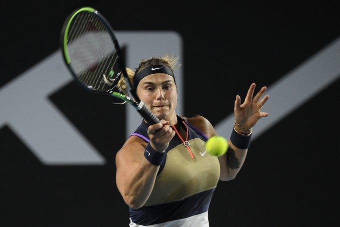Sabalenka Kuzmova Open Australia