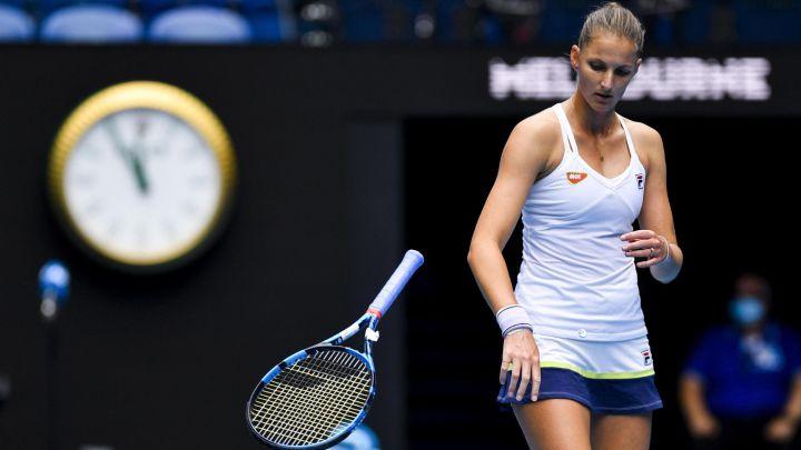 Karolina Pliskova tercera ronda Australian Open