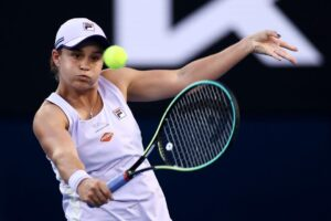 Barty Alexandrova WTA Melbourne 2021