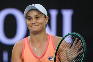 Barty Rogers WTA Melbourne 2021