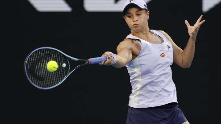 Barty Gavrilova Australian Open 2021
