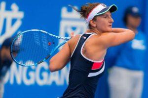 Podoroska Begu WTA Melbourne 2021