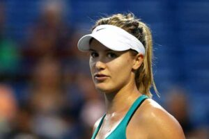 curiosidades Eugenie Bouchard WTA