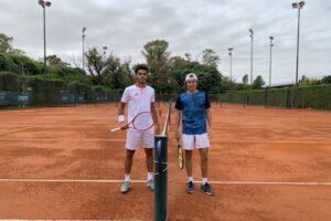 Francisco Cerúndolo Argentina Open Pre Tournament