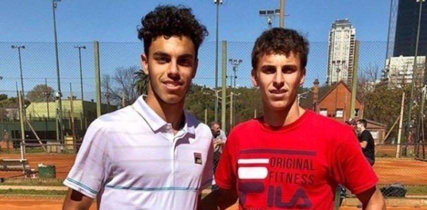 hermanos Cerúndolo ATP Córdoba 2021