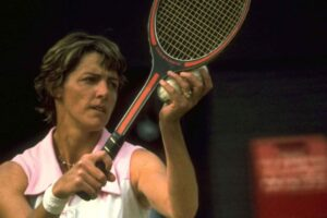 Margaret Court seis Open Australia consecutivos