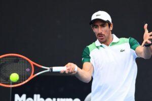 Cuevas Haase ATP Melbourne 2021
