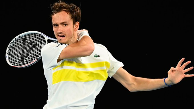 Medvedev Carballés Open Australia 2021