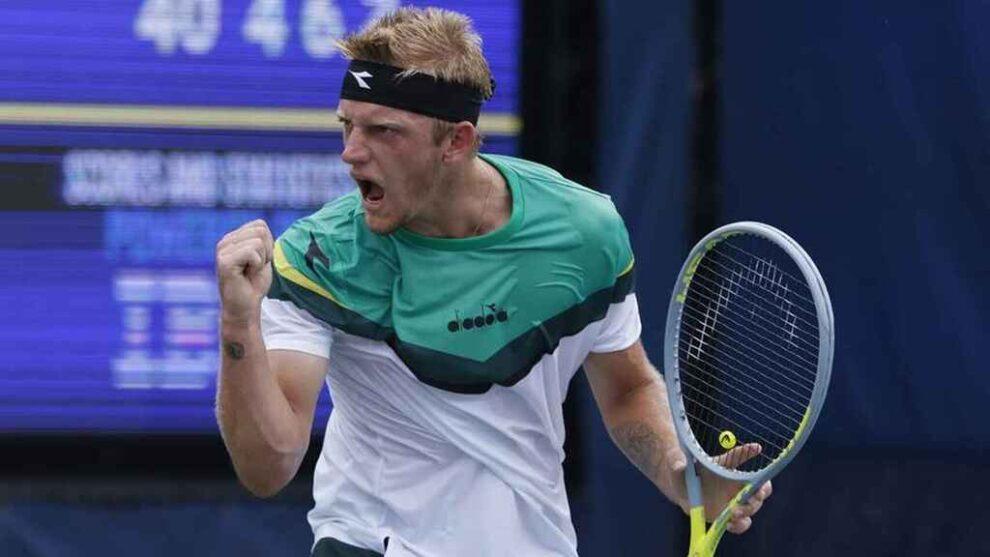Davidovich Hurkacz ATP Montpellier 2021