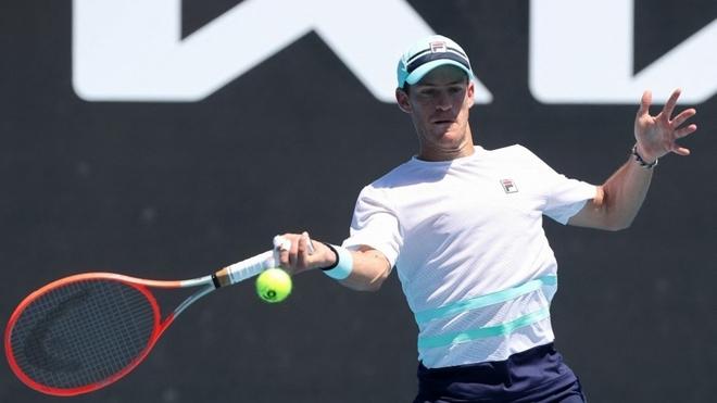 schwartzman tercera ronda open australia