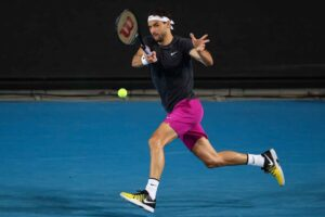 Dimitrov Popyrin ATP Melbourne 2021