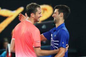 Previa Djokovic Medvedev Open Australia