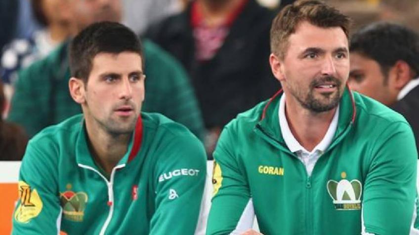 Ivanisevic Djokovic Open Australia 2021