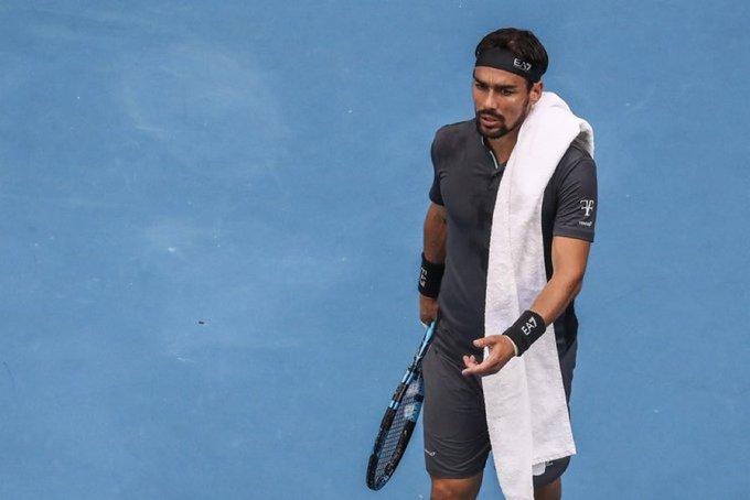 De Miñaur Fognini Open Australia